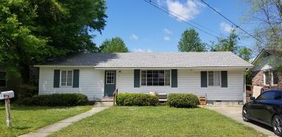 Hattiesburg Single Family Home For Sale: 709 Myrtle St.
