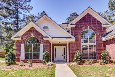 Hattiesburg Single Family Home For Sale: 139 Red Roan Rd.