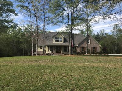 Petal Single Family Home For Sale: 24 Briarwood Loop