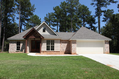 Petal Single Family Home For Sale: 58 Vermont Dr.