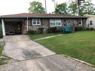 Hattiesburg Single Family Home For Sale: 817 Quinn St.