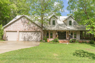 Hattiesburg Single Family Home For Sale: 134 Jervis Mims Rd.