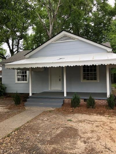 Hattiesburg Single Family Home For Sale: 915 W 6th St.