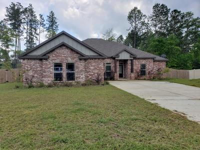 Hattiesburg Single Family Home For Sale: 37 E Yellowstone Rd.