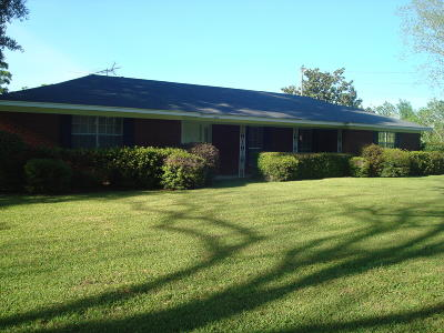 Hattiesburg Single Family Home For Sale: 206 Ira Hudson