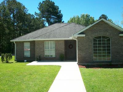 Columbia Single Family Home For Sale: 211 George Dr.