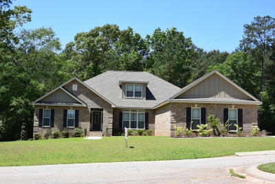 Hattiesburg Single Family Home For Sale: 3 Worthington