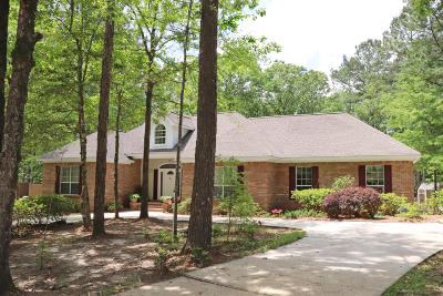 Sumrall Single Family Home For Sale: 77 Piney Woods Ln.