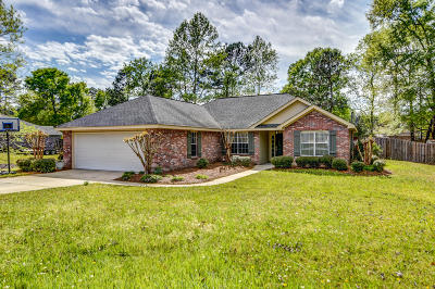 Hattiesburg Single Family Home For Sale: 123 Hemlock