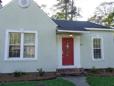 Hattiesburg Single Family Home For Sale: 417 S 15th Ave.