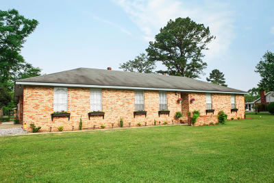 Petal Single Family Home For Sale: 39 Chateau Dr.