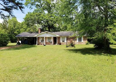 Collins Single Family Home For Sale: 95 Seminary-Mike Conner Rd.
