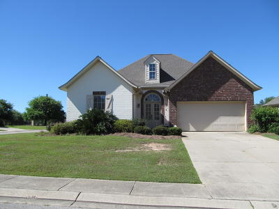 Shadow Ridge Single Family Home For Sale: 2 Calcutta Cove
