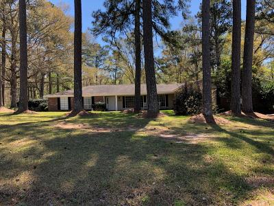 Jefferson Davis County Single Family Home For Sale: 334 Hunnicut Rd.