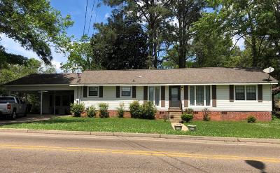 Hattiesburg Single Family Home For Sale: 302 Hall Ave.