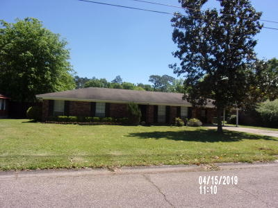 Hattiesburg Single Family Home For Sale: 810 Hillendale Dr.