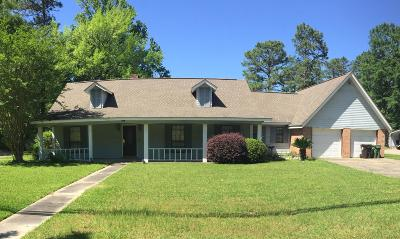 Hattiesburg Single Family Home For Sale: 3415 Lincoln Rd.