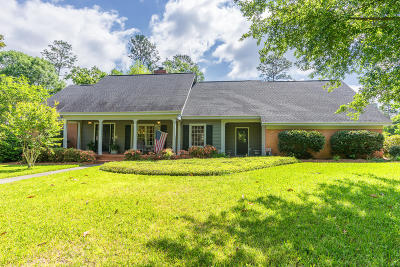 Hattiesburg Single Family Home For Sale: 1 Belle Wood Dr.