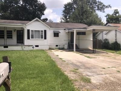 Hattiesburg Single Family Home For Sale: 207 N 19th Ave.