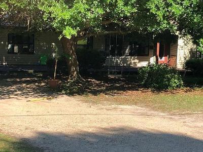 Petal, Purvis Single Family Home For Sale: 16 J S Jones