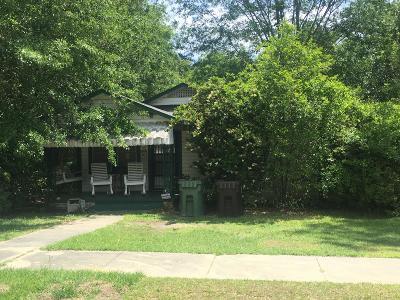 Hattiesburg Single Family Home For Sale: 301 Xavier St.
