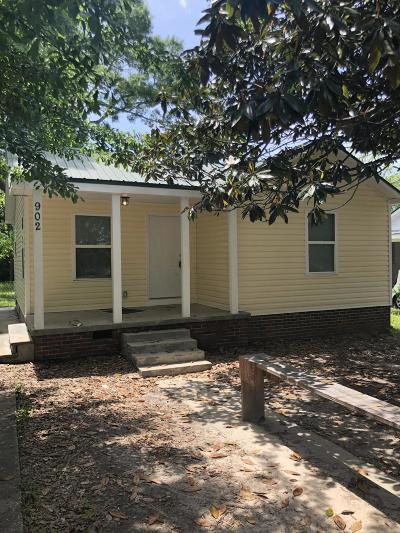 Hattiesburg Single Family Home For Sale: 902 W 5th St.