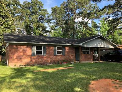 Hattiesburg Single Family Home For Sale: 610 Rawls Springs Loop