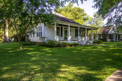 Hattiesburg Single Family Home For Sale: 1015 Adeline St.