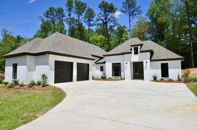 Hattiesburg Single Family Home For Sale: 87 Brookhollow Blvd.