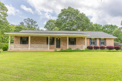 Hattiesburg Single Family Home For Sale: 108 Woodland Rd.