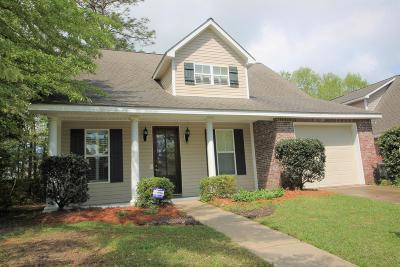 Hattiesburg Single Family Home For Sale: 79 Bridgefield Ct.