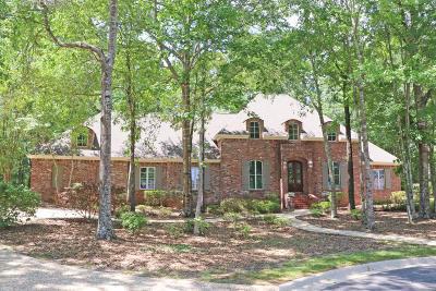 Hattiesburg Single Family Home For Sale: 53 Millikens Bend