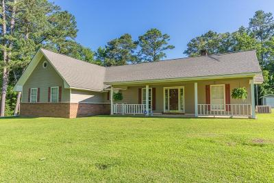 Collins Single Family Home For Sale: 103 Spring Lake Rd.