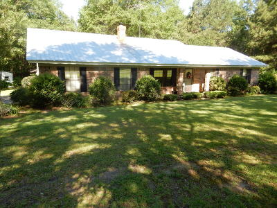 Collins Single Family Home For Sale: 901 William Warren Rd.