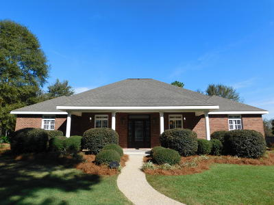 Petal, Purvis Single Family Home For Sale: 531 Baker Rd.
