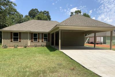 Petal Single Family Home For Sale: 312 E Cherry Dr.