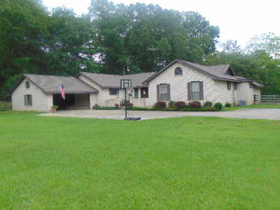 Seminary, Sumrall Single Family Home For Sale: 4816 Ms-589