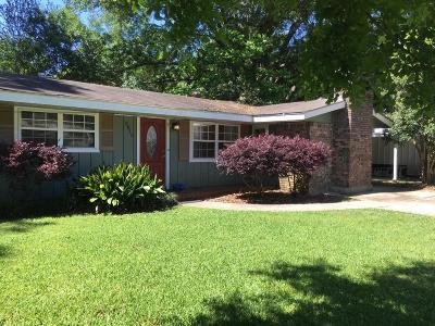 Hattiesburg Single Family Home For Sale: 3015 Laramie Cir.