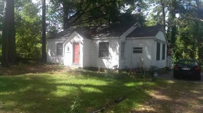 Covington County Single Family Home For Sale: 802 S Cherry St.