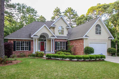 Hattiesburg Single Family Home For Sale: 88 Timberton Dr.