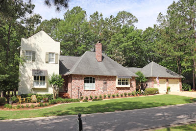 Hattiesburg Single Family Home For Sale: 91 Bienville Trace