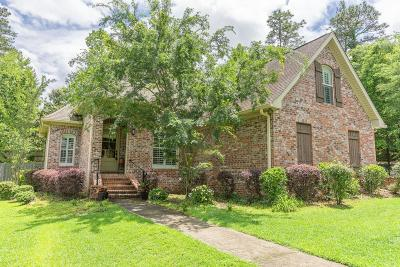 Hattiesburg Single Family Home For Sale: 1306 S 34th Ave.