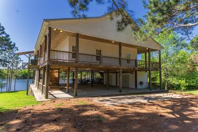 Lumberton Single Family Home For Sale: 62 N Lakeshore Dr.