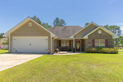 Purvis Single Family Home For Sale: 46 Timber Ridge