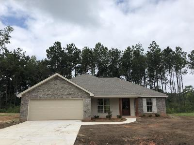 Petal, Purvis Single Family Home For Sale: 122 Lost Orchard Dr.