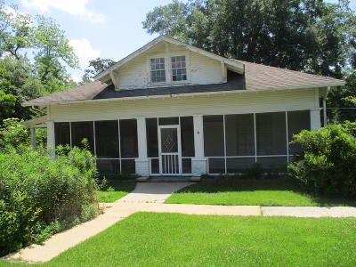 Covington County Single Family Home For Sale: 202 S 4th St.