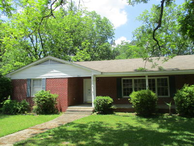 Hattiesburg Single Family Home For Sale: 2803 Jamestown Rd.