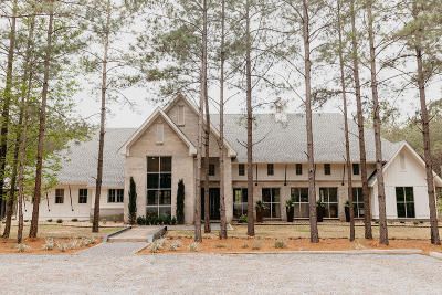 Hattiesburg Single Family Home For Sale: 80 St Clare Rd.