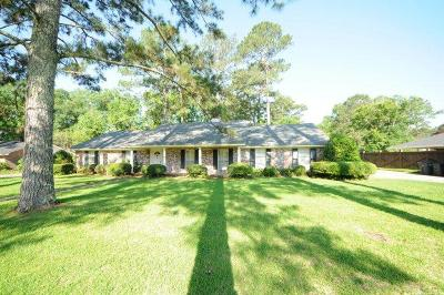 Columbia Single Family Home For Sale: 2100 Ridgewood Dr.