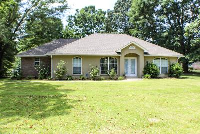 Hattiesburg MS Single Family Home For Sale: $177,000